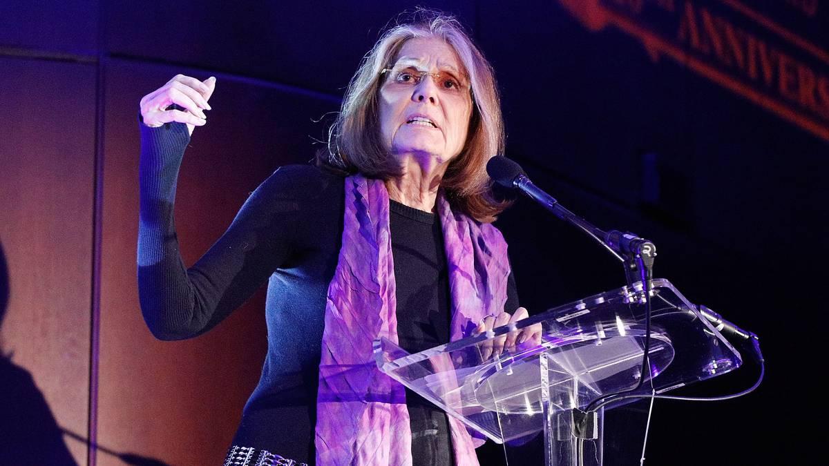 Gloria Steinem, la icónica feminista ganadora del Premio Princesa de Asturias 2021
