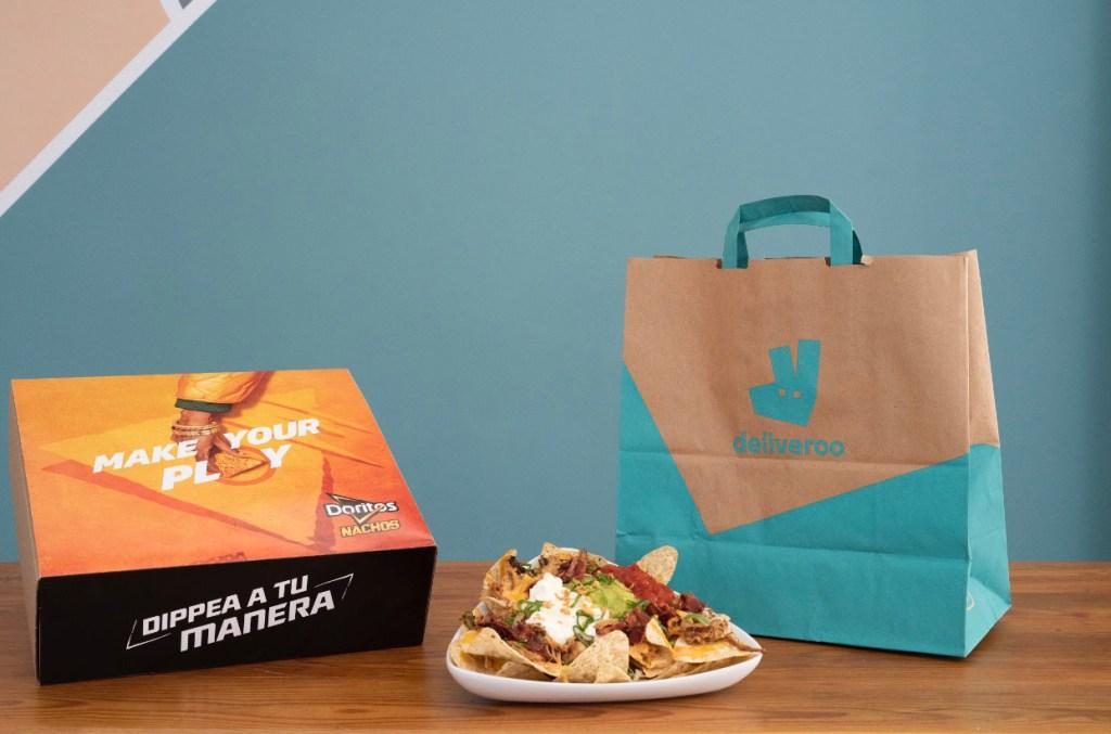 Abre en Madrid el restaurante virtual Doritos Nachos House
