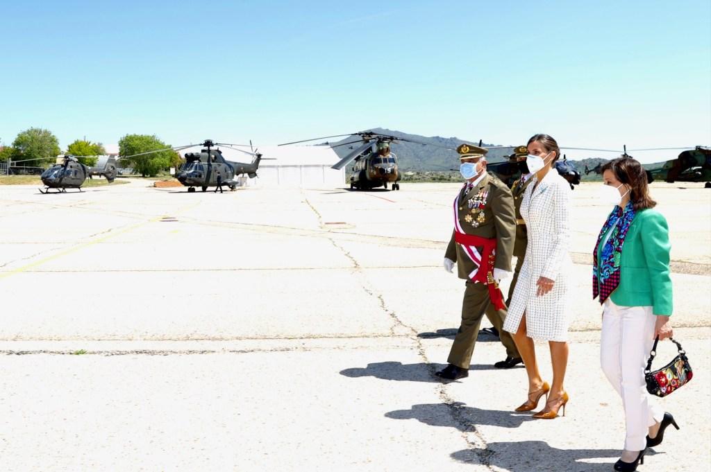 La reina Letizia recupera unos de sus icónicos vestidos (de hace 15 años)