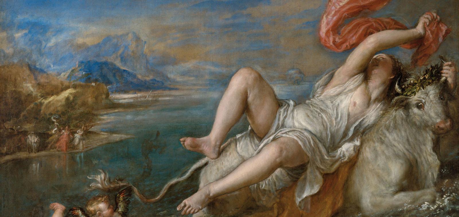 'Pasiones mitológicas' ya tiene recorrido virtual en el Museo del Prado