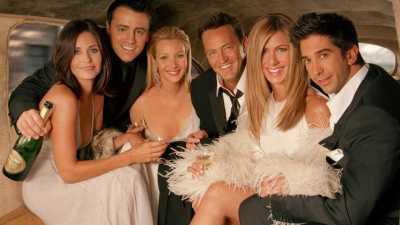 ¡La reunión de Friends ya tiene fecha oficial!