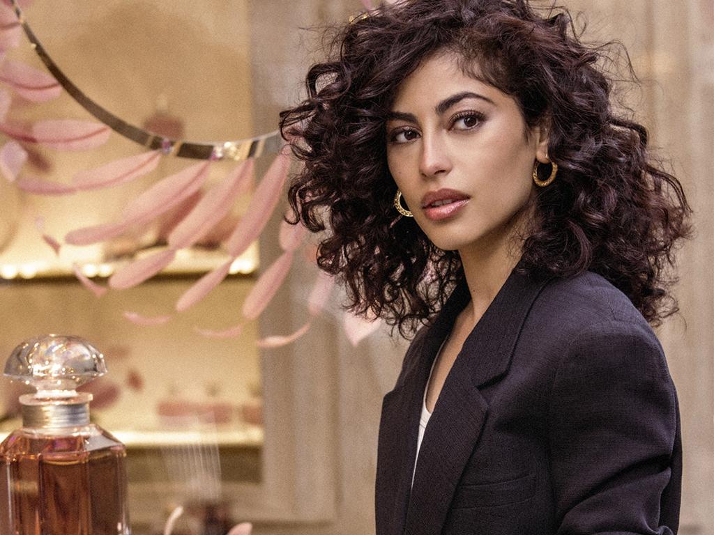 Mina El Hammani, nueva embajadora de Guerlain
