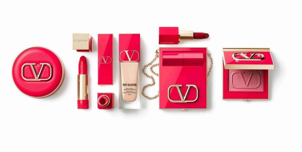 Así de bonita es la nueva colección Valentino Beauty