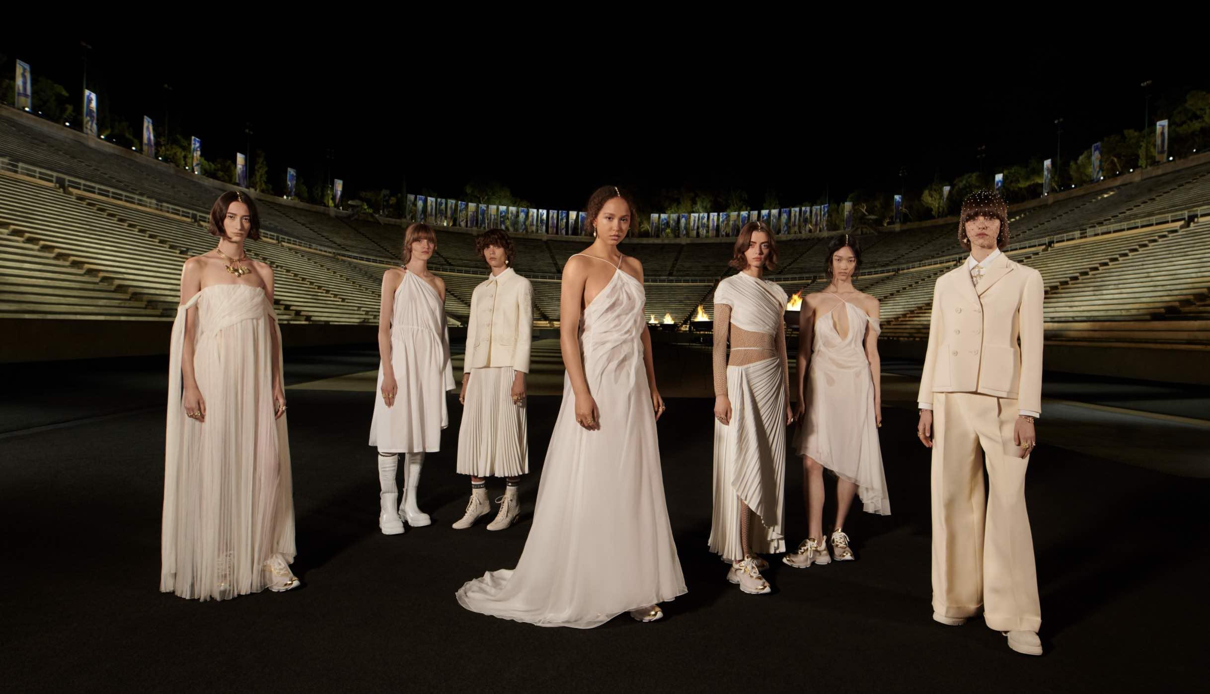 Dior Cruise 2022: el desfile olímpico de Maria Grazia Chiuri