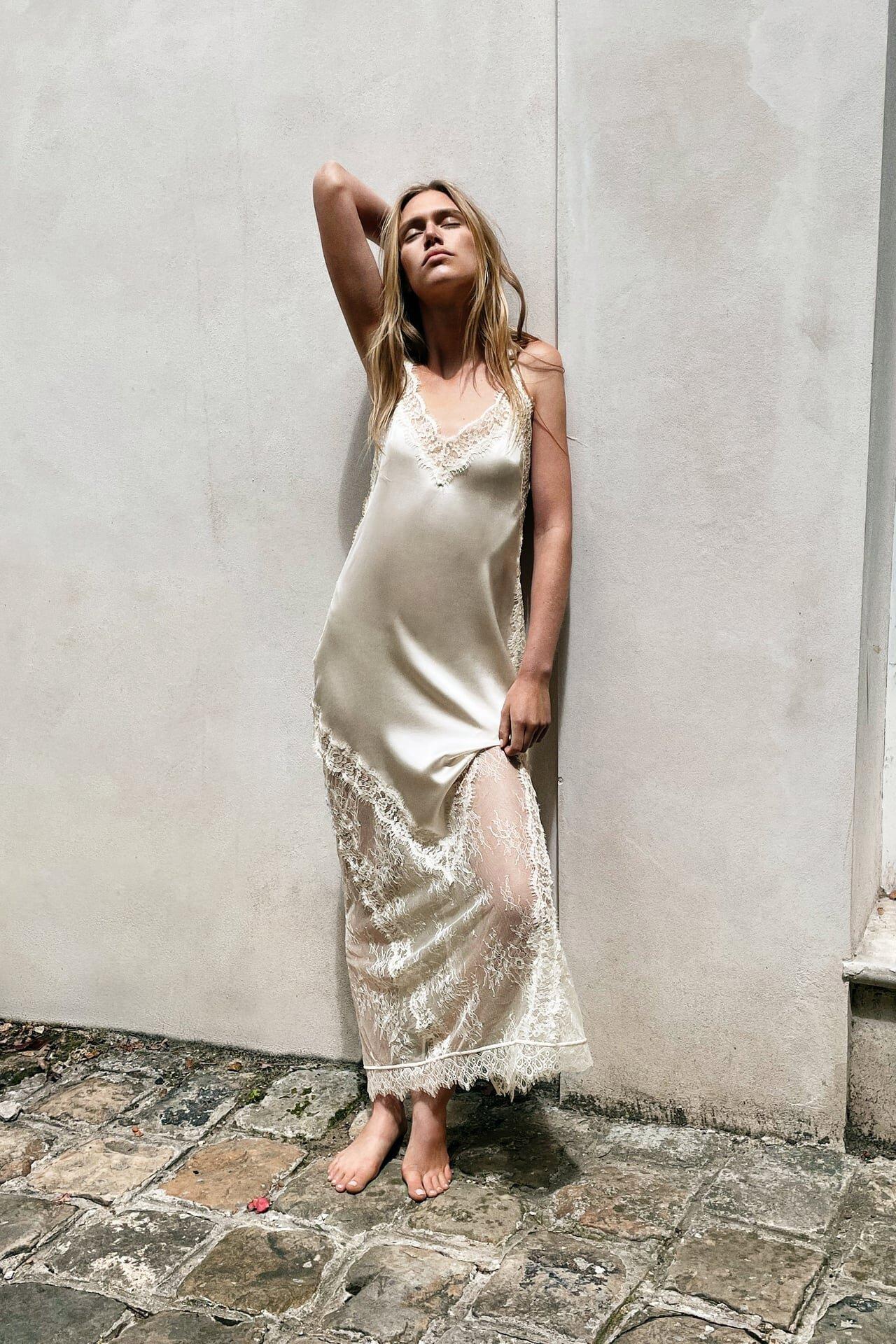 Zara estrena colección para dar el 'sí quiero'