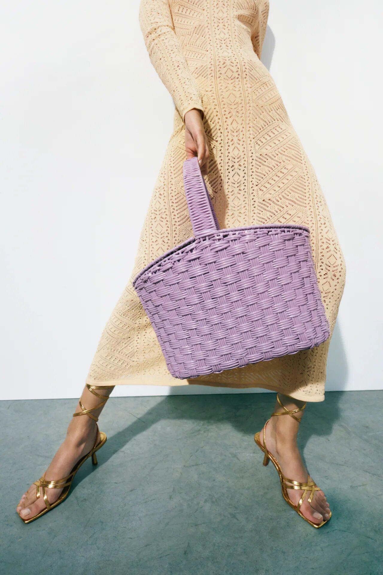 Zara lanza una colección de cestas de picnic perfectas para el verano