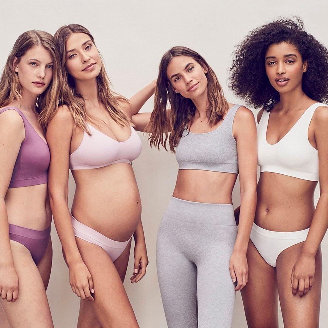 Women'secret lanza una colección íntima sin costuras