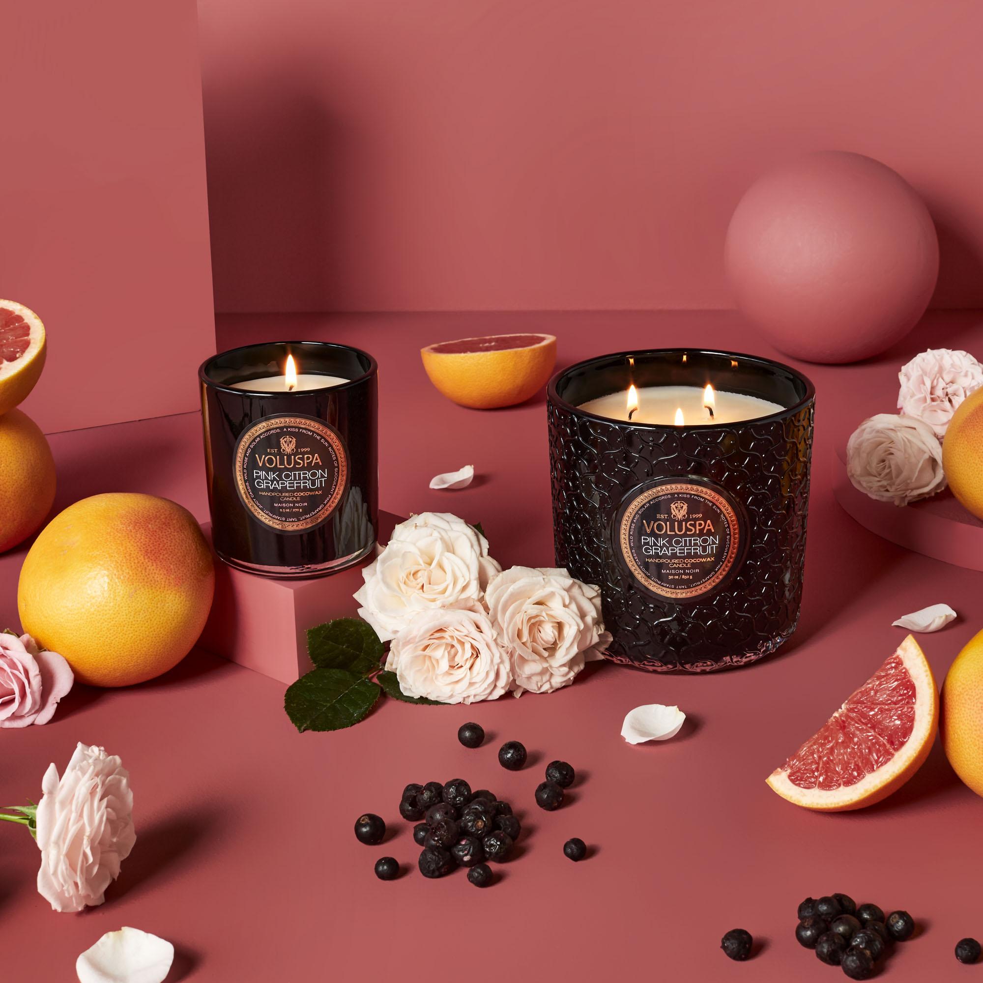 Da la bienvenida al otoño con las velas que tienen en su casa Jennifer Lopez, Kim Kardashian o Victoria Beckham