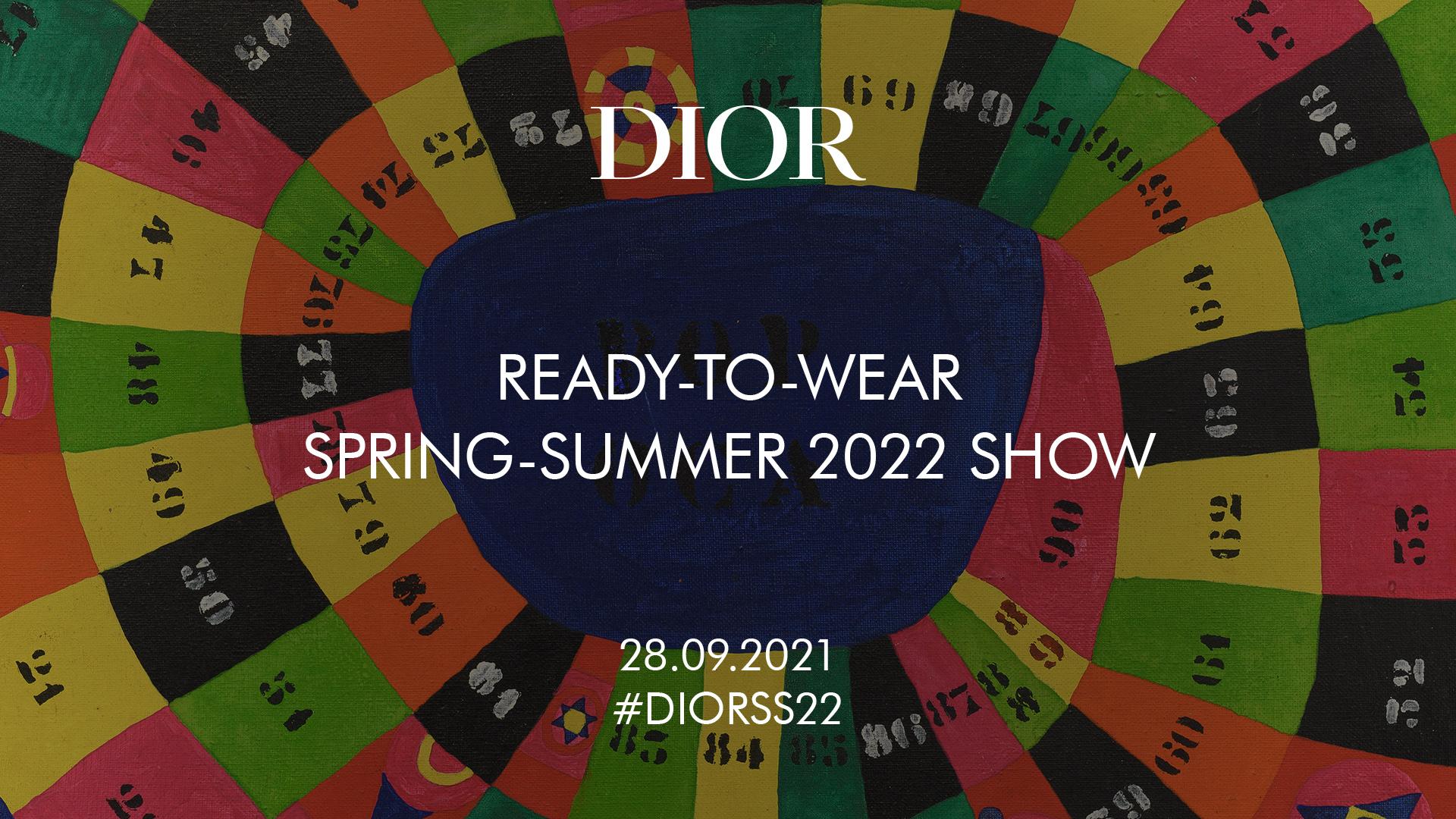 Aquí puedes ver en directo el desfile de Dior en PFW para primavera-verano 2022