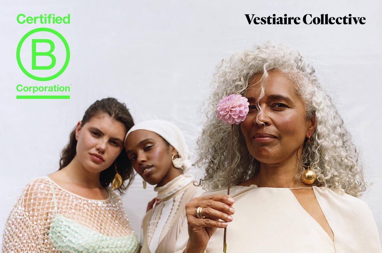 Vestiaire Collective consigue el certificado B Corp