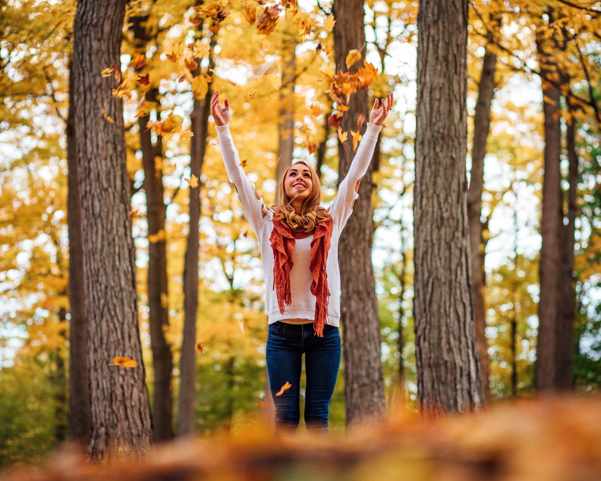 5 consejos para recibir el otoño con energía