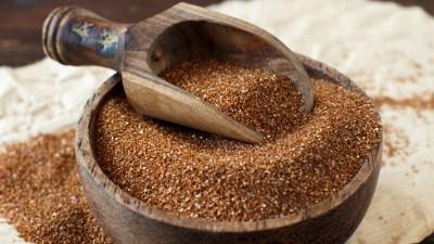 Teff, el cereal africano y sin gluten que está de moda