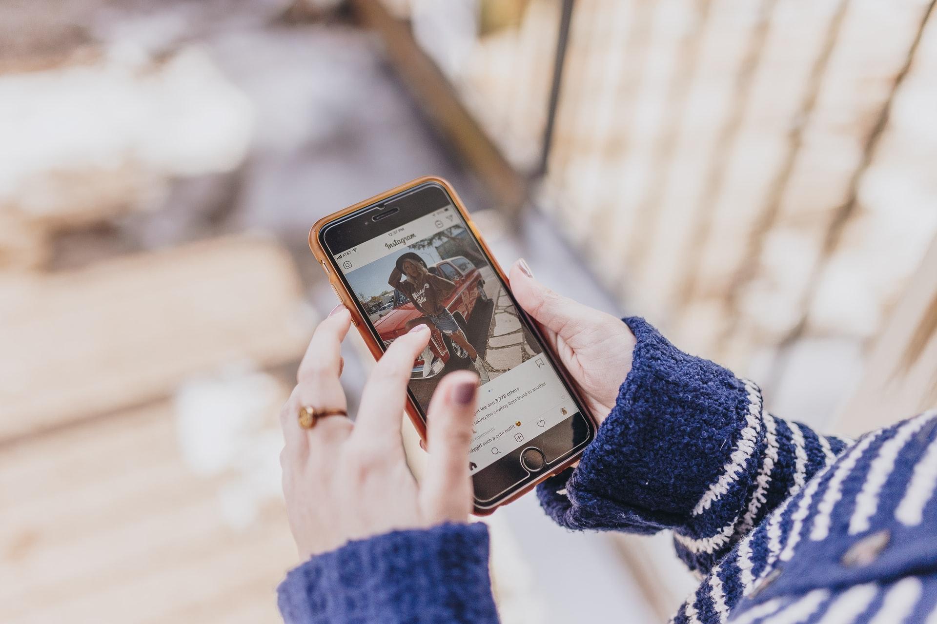 Instagram integra la función de chat en WhatsApp para empresas