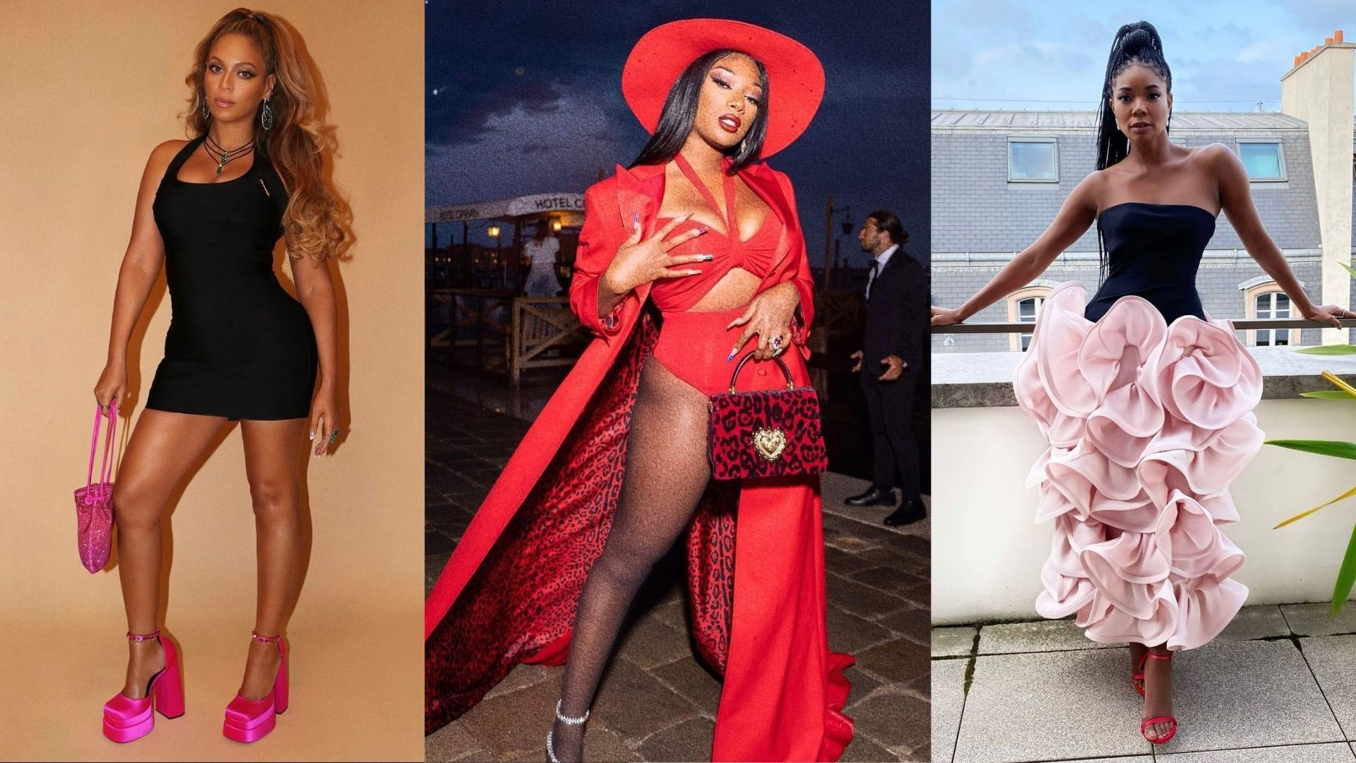 Best Dressed Celebs: August 29th