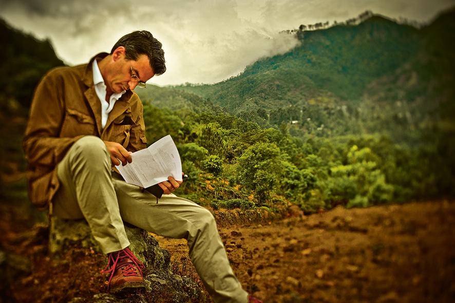 Thierry Wasser: explorador en esencia