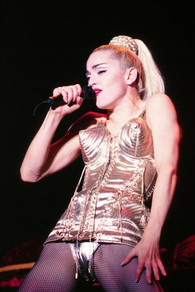 Madonna, Gaultier y el poderoso corset