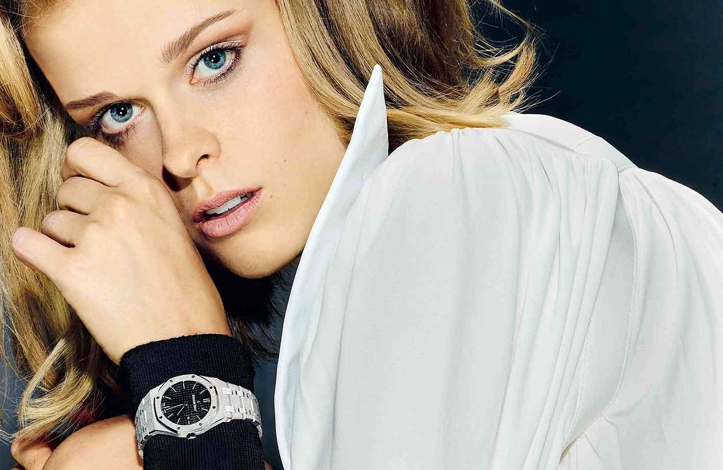 Purrfect Style: Los relojes de Audemars Piguet