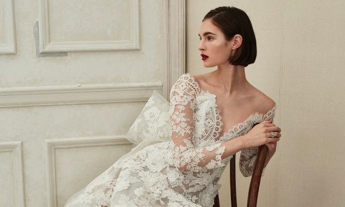 Tendencias en vestidos de novia para 2020