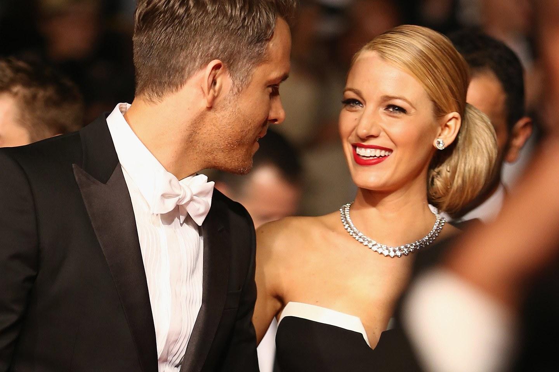Pinterest bloquea fotos de la boda de Blake Lively y Ryan Reynolds