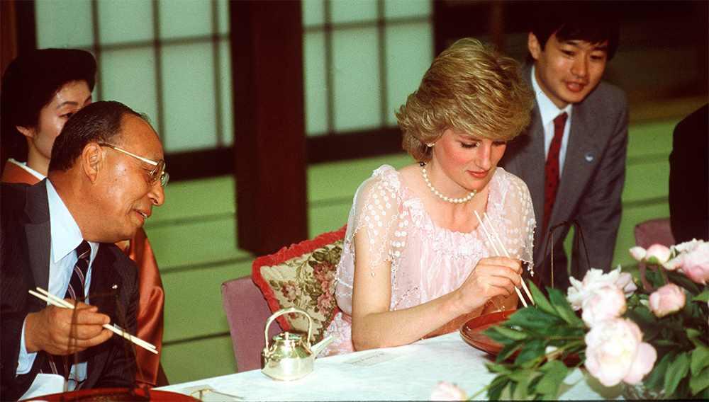 La comida favorita de Lady Diana