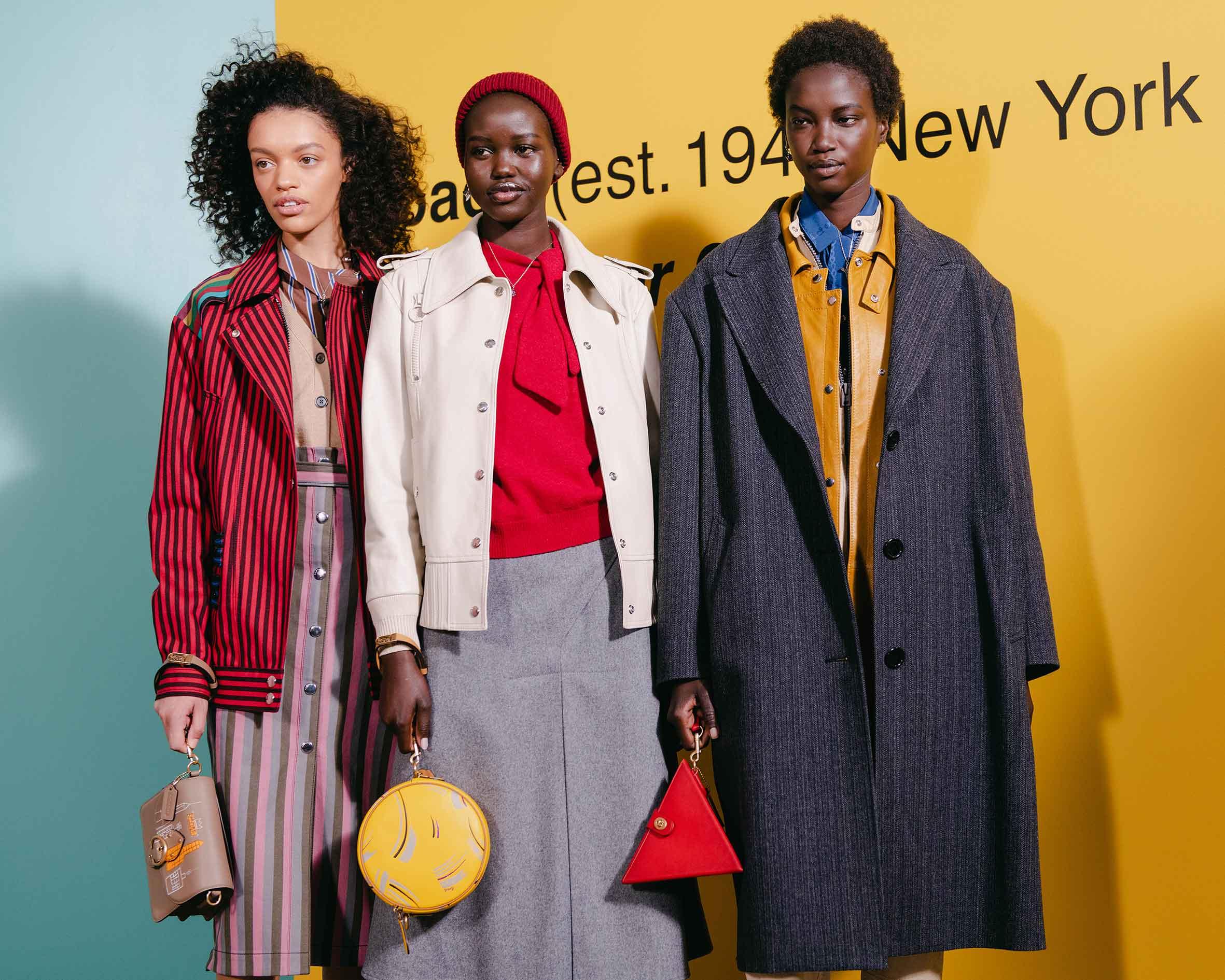 5 prendas que necesitas de la colección de Coach otoño-invierno 2020