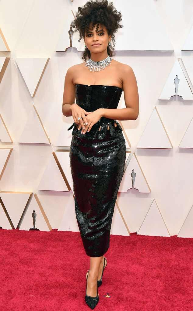 Zazie Beetz Oscars 2020