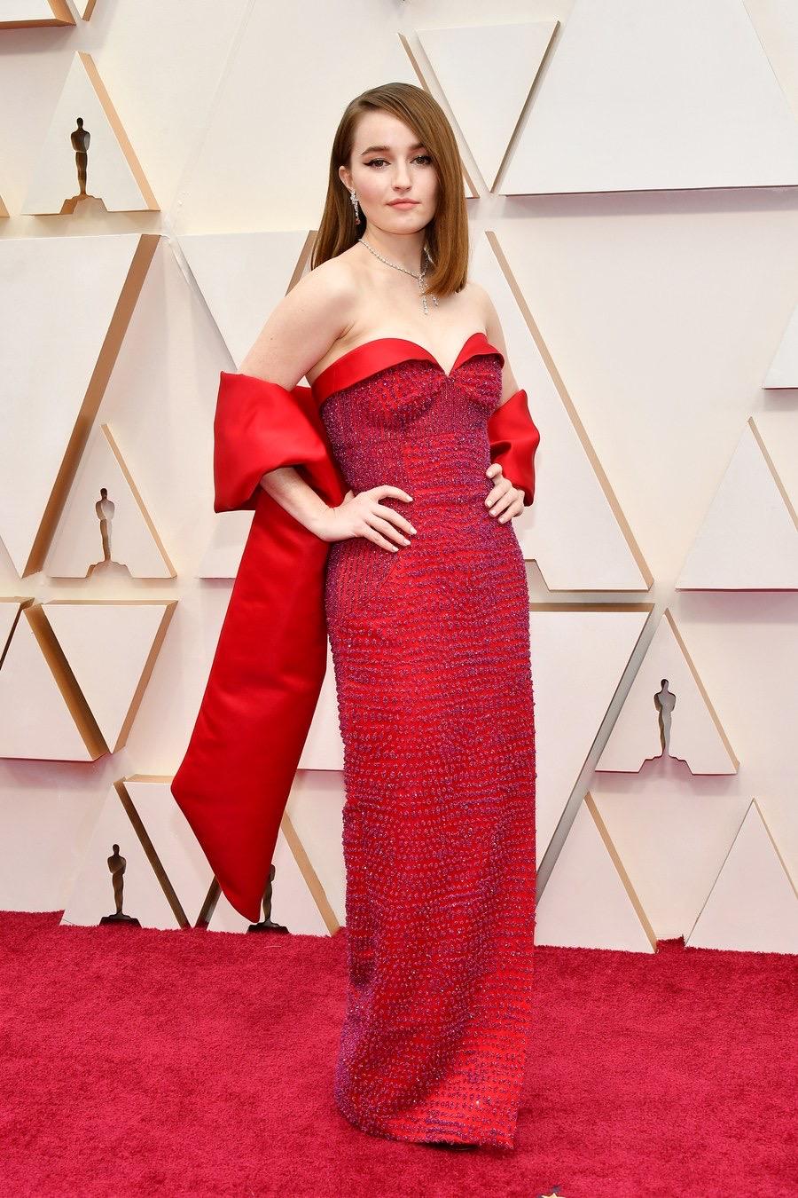 Kaitlyn Dever Oscars 2020