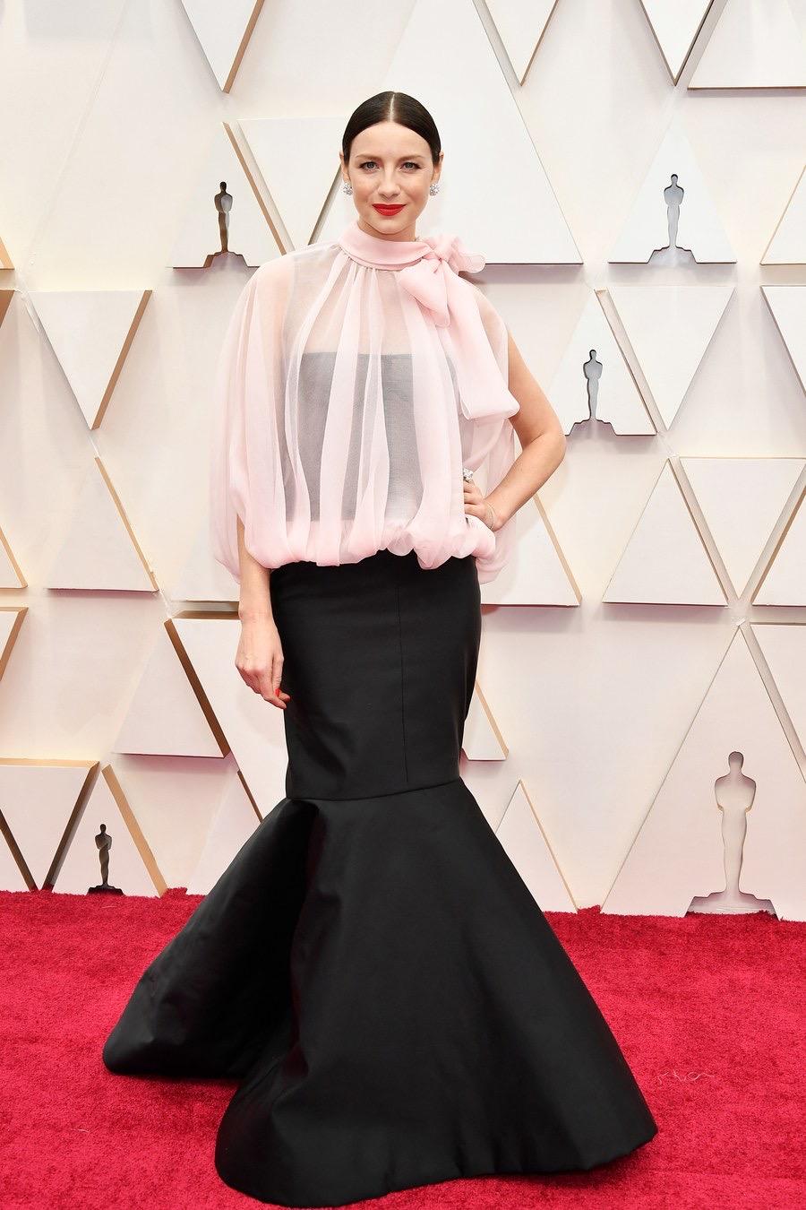 Caitriona Balfe Oscars 2020