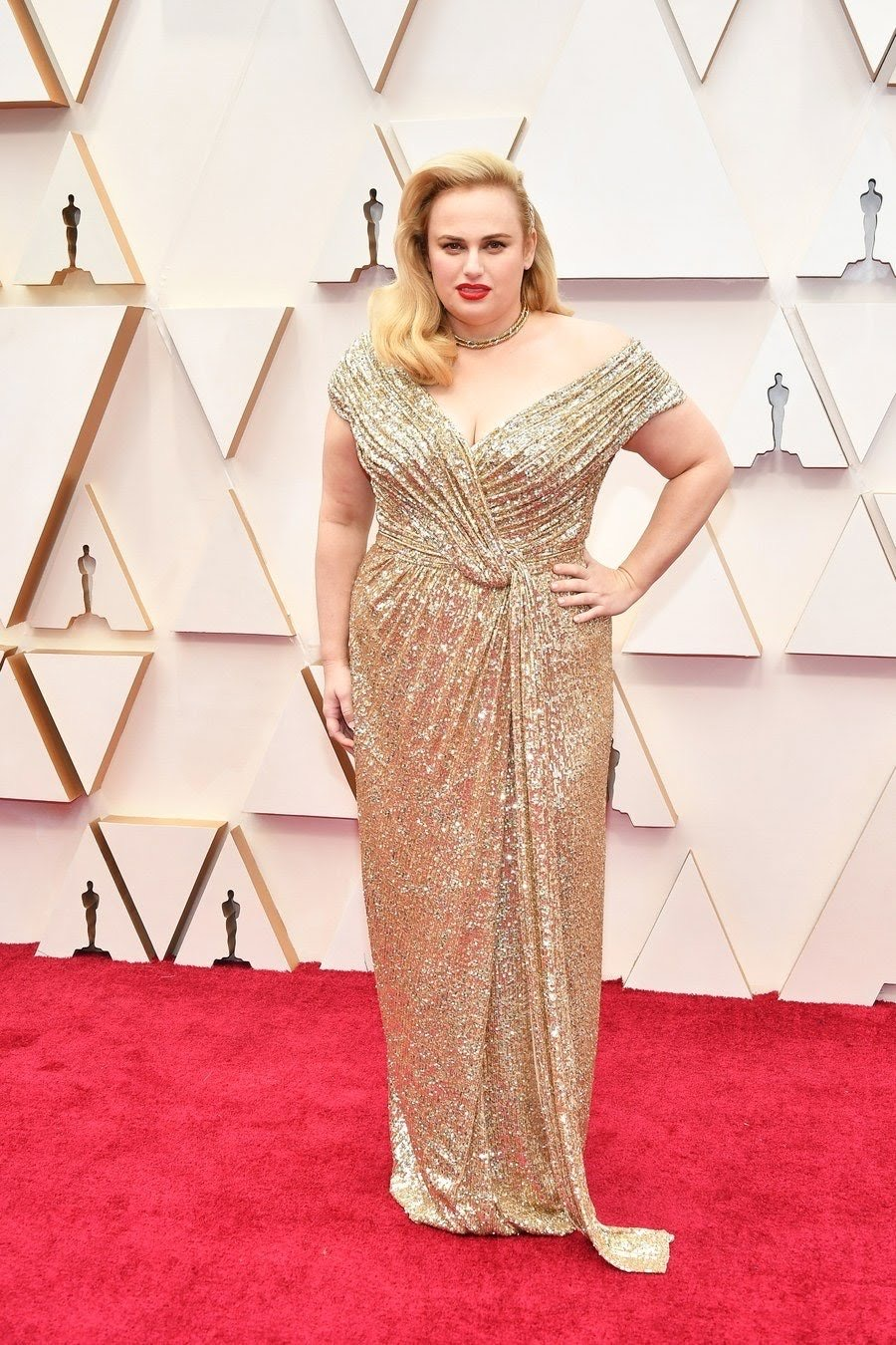 Rebel Wilson Oscars 2020