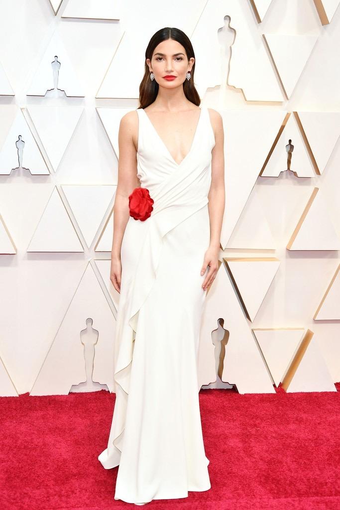 Lily Aldridge Oscars 2020