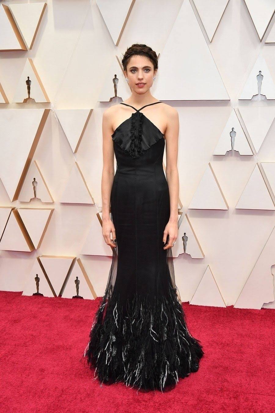 Margaret Qualley Oscars 2020