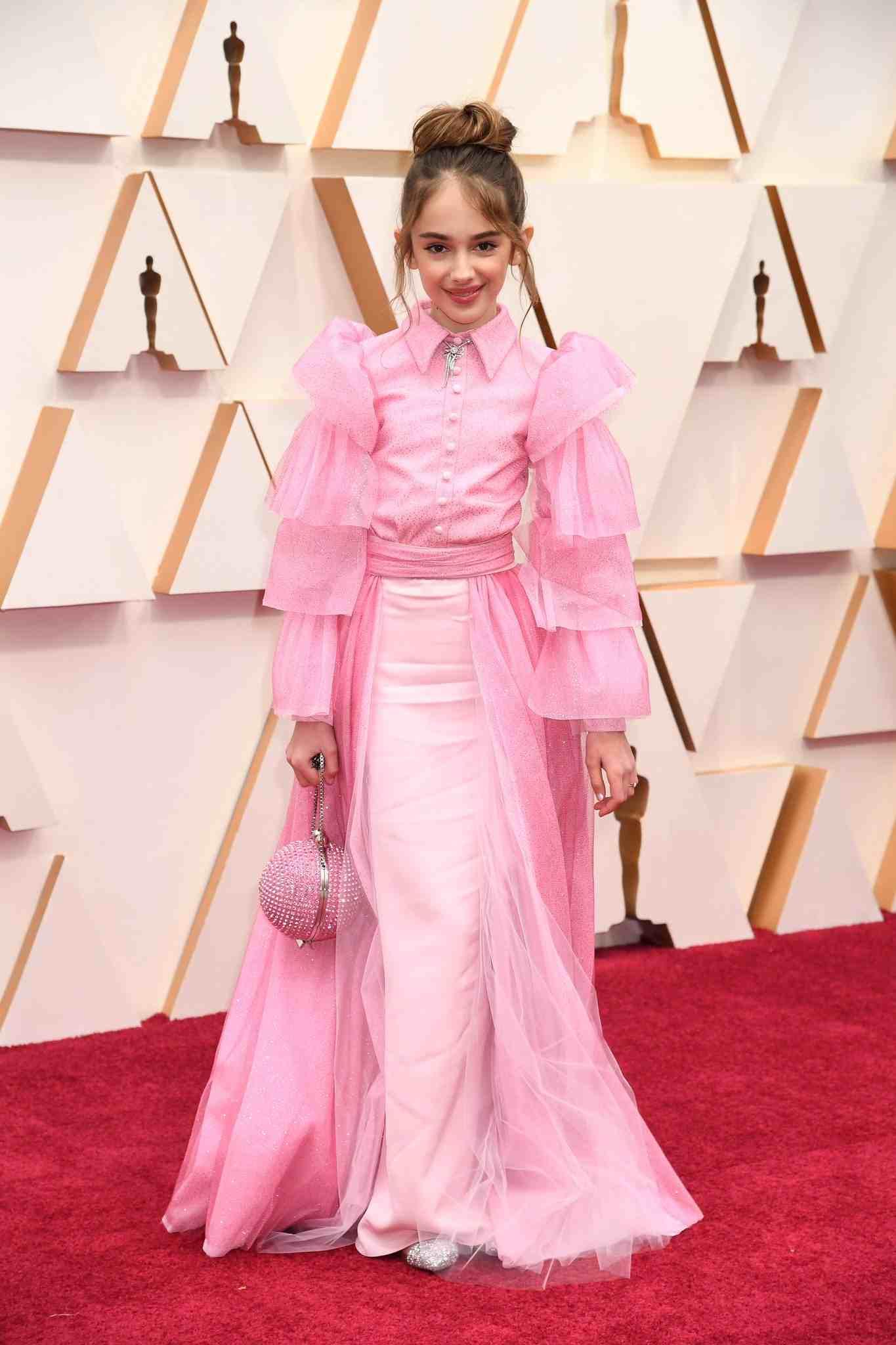 Julia Butters Oscars 2020