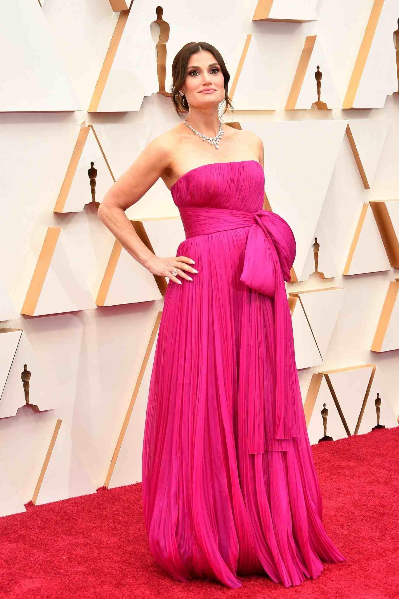 Idina Menzel Oscars 2020