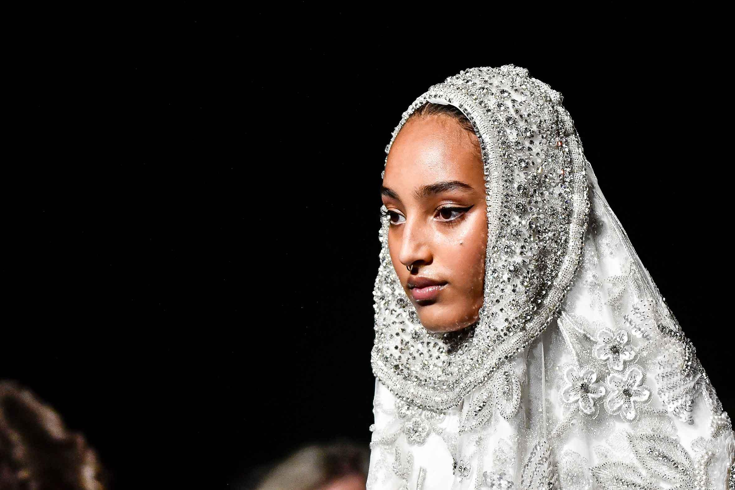 Todas los vestidos de novia que vimos en la semana de la moda de Londres