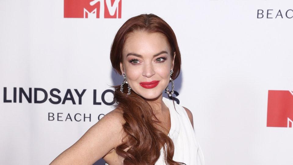 Lindsay Lohan Cameo
