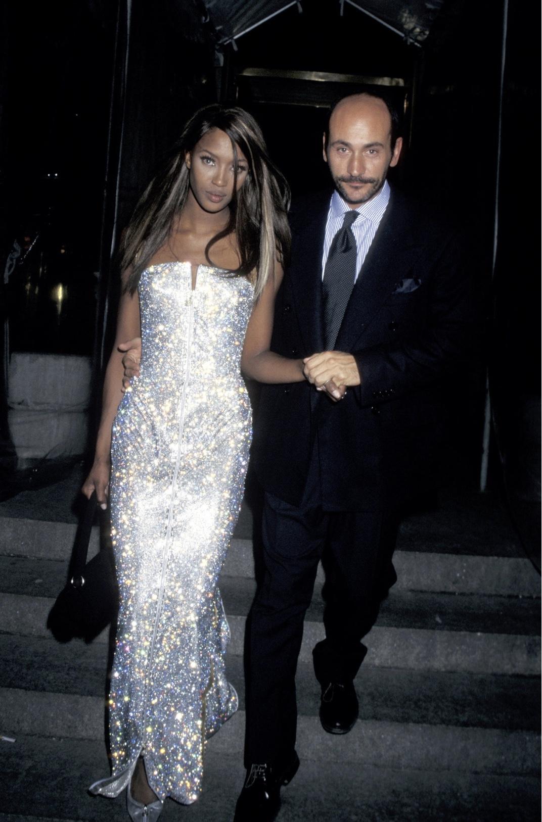 Naomi Campbell, 1995.