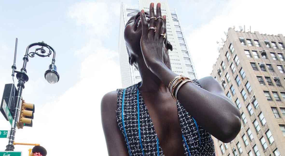 Big Smile: Tiffany & Co. y sus nuevas piezas T1