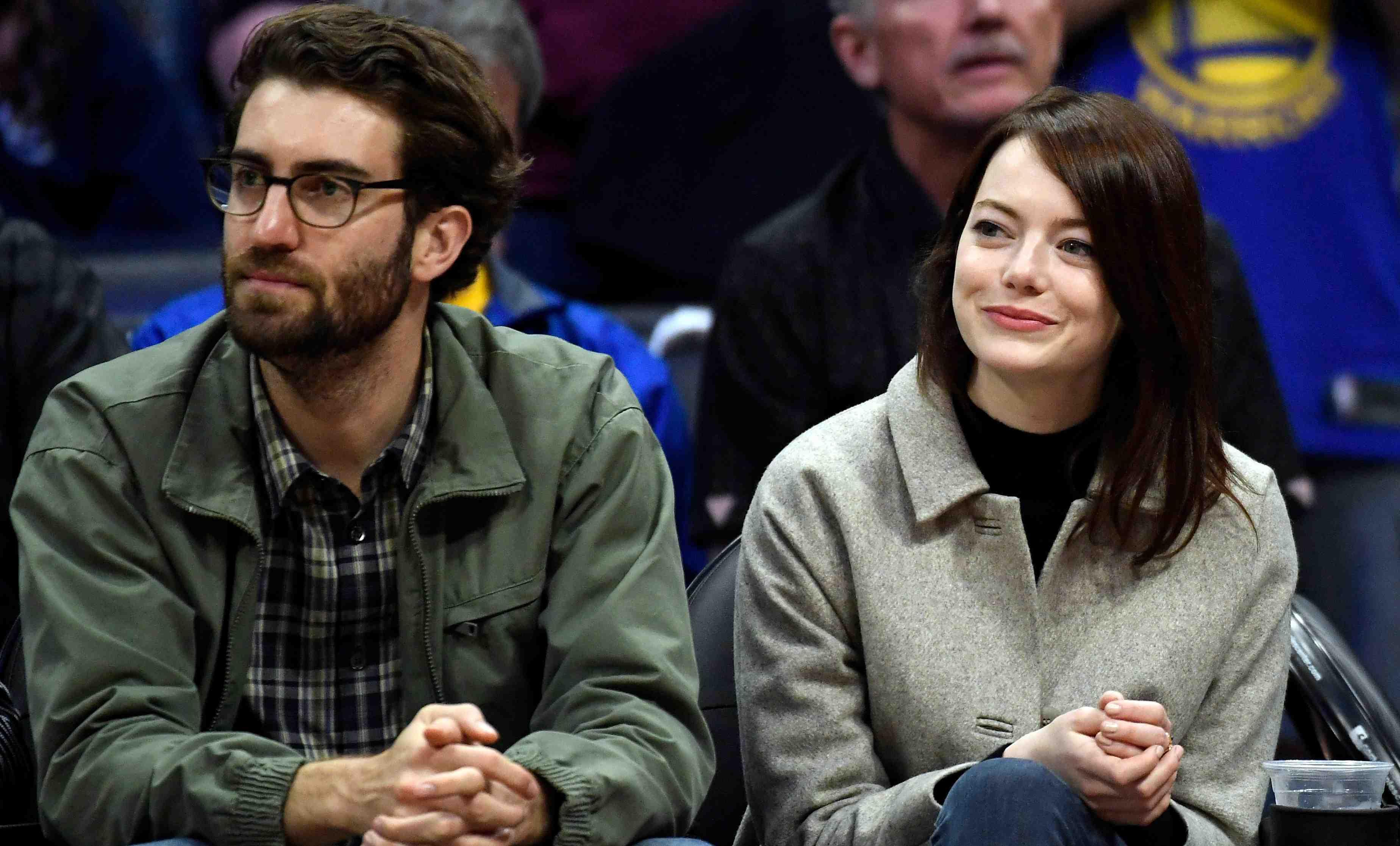 Por qué todo mundo cree que Emma Stone y Dave McCary se casaron en secreto?    Grazia México y Latinoamérica