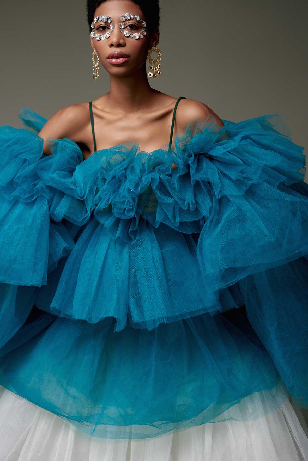 Fashion Portfolio: Volúmenes, estampados, texturas y colores para el verano