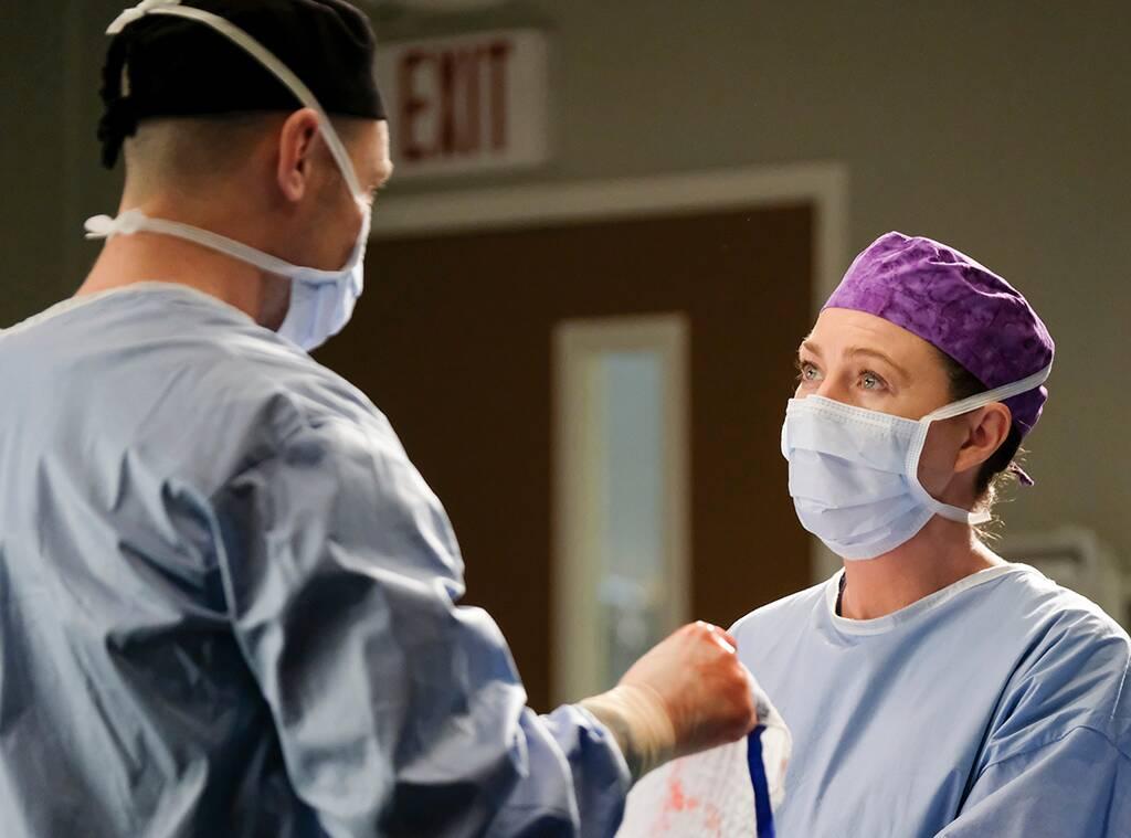 Grey´s Anatomy se enfrentará al coronavirus en la temporada 17