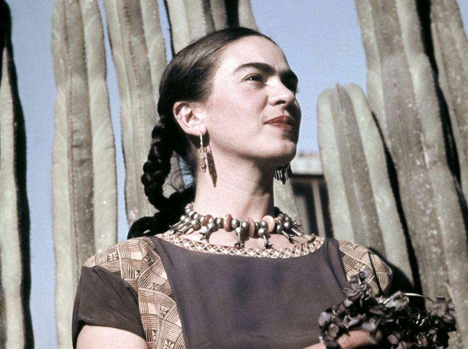 Un comerciante de arte afirma haber encontrado una pintura de Frida Kahlo perdida desde 1955