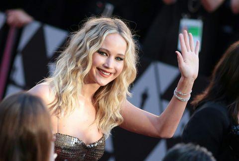 Jennifer Lawrence despierta rumores de embarazo con esta fotografía