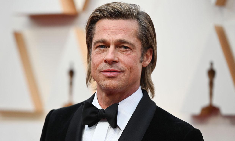 Brad Pitt novia Nicole Poturalski