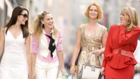 Cynthia Nixon sugirió a esta actriz para reemplazar a Kim Cattrall en Sex and the City 3