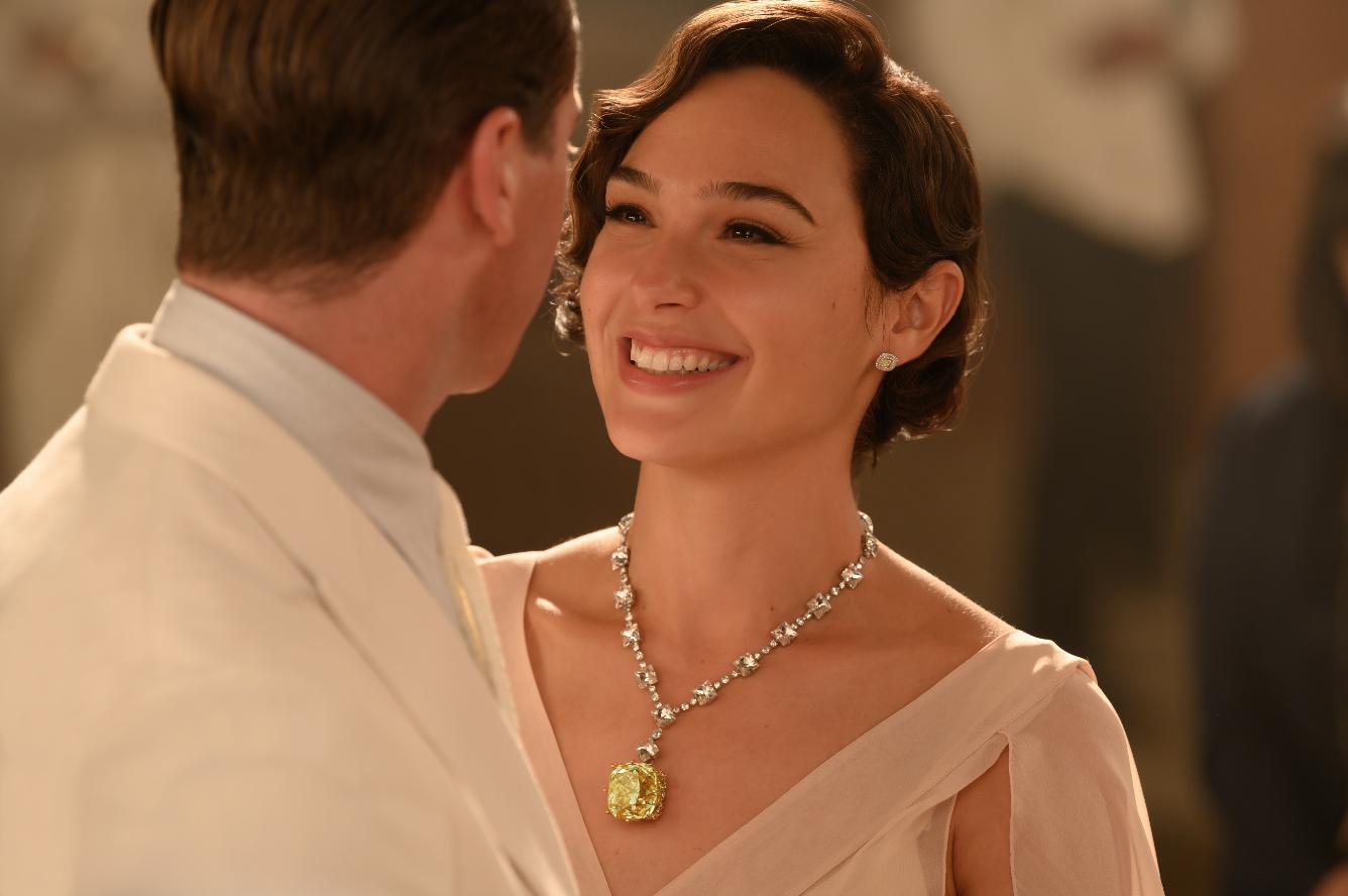 """Tiffany & Co.presenta una extraordinaria colección de diamantes en la nueva película """"Muerte en el Nilo"""""""