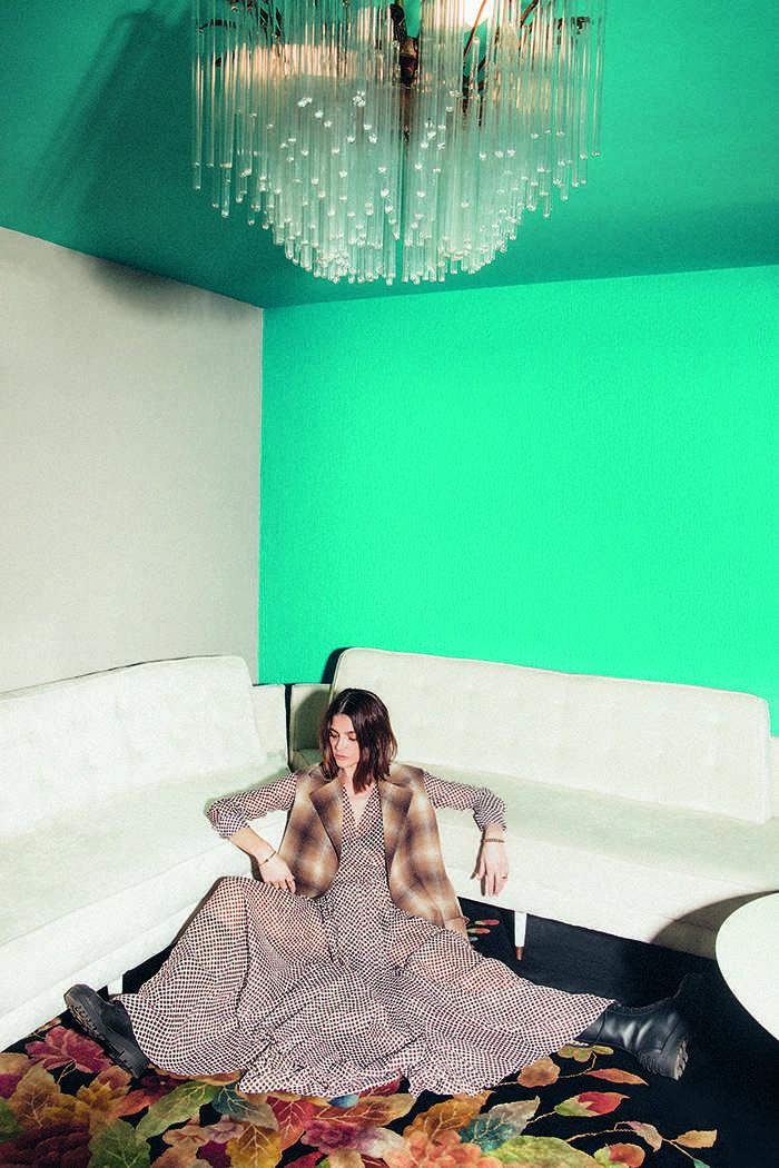 Irene Azuela: más poderosa que nunca y en Dior