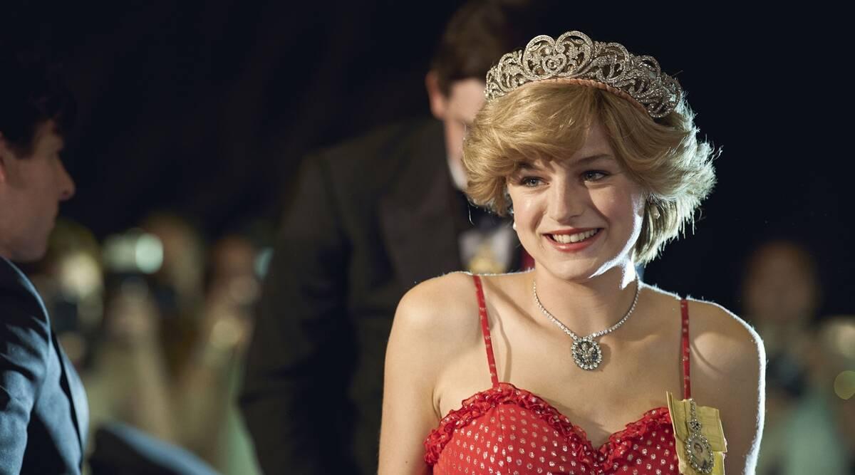 Critics Choice Awards 2021 The Crown Emma Corrin
