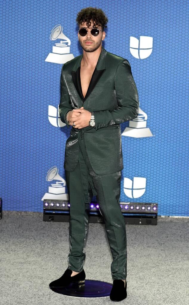 Todos los looks de los Premios Latin Grammy 2020