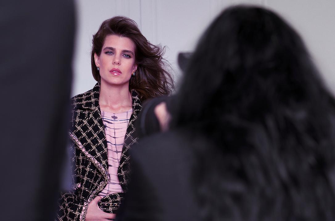 Carlota Casiraghi, nueva embajadora y portavoz de Chanel