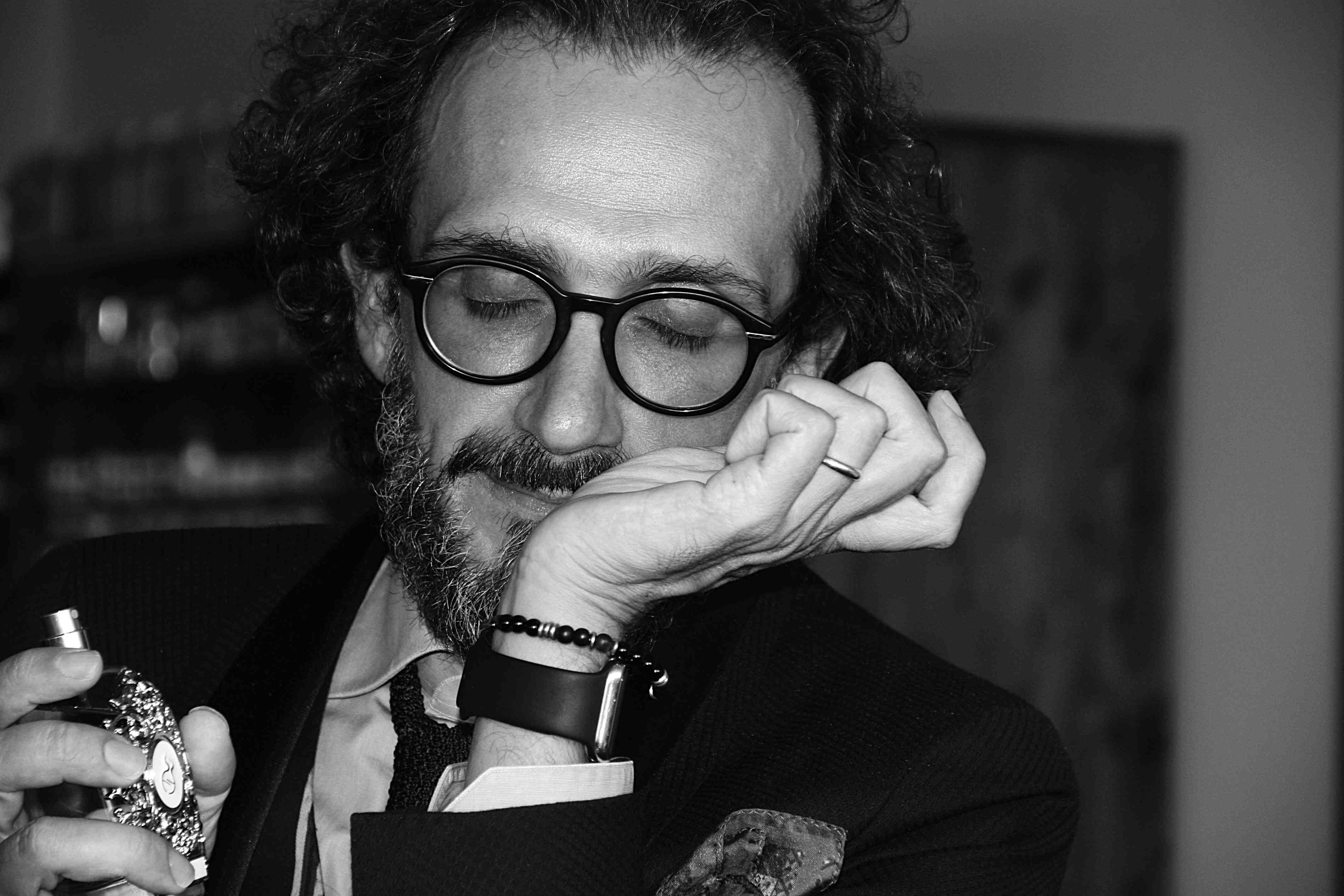 Liquid Life: Una conversación con Paolo Terenzi, la nariz de Tiziana Terenzi